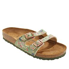 Birkenstock Ibiza Meadow Flowers Slide Sandal