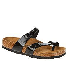 Birkenstock Mayari Toe-Loop Sandal - Black Patent