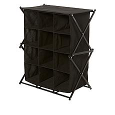 Black + Decker® 12 Compartment Collapsing Shoe Cubby