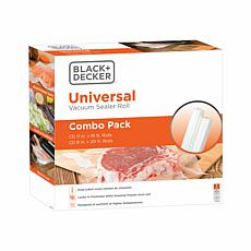Black + Decker Vacuum Sealer Roll 5-pack
