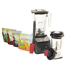 Blendtec® Designer 625 Blender Bundle w/Twister Jar & Fusion Packs
