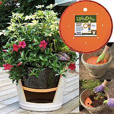 Bloem Ups-A-Daisy 12-inch Round Planter Lift Insert