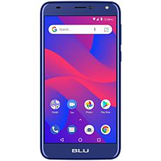 BLU C6 8GB Dual-SIM Android Smartphone with Dual 8MP|2MP Camera