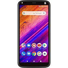 "BLU G5 Plus 6"" 32GB Dual-SIM Unlocked GSM Android Smartphone"