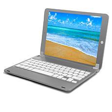 "Bluetooth Keyboard for 9.7"" iPad - Silver"