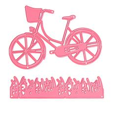 BoBunny Bike Ride Cutting Dies 2-Piece Set