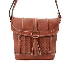 b.o.c. Bankford Woven Crossbody Bag