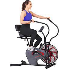 Body Rider Upright Air Resistance Fan Bike