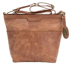 Born® Fortana Leather Crossbody Bag