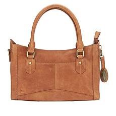 Born Leather Eva Satchel Handbag