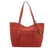 Born® Ophelia Whipstitch Leather Tote