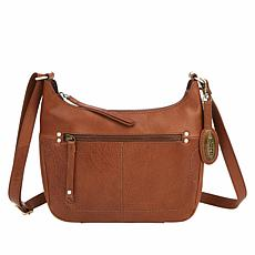 Born® Rockbridge Distressed Leather Crossbody Bag