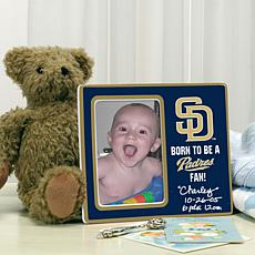 Born to be a San Diego Padres Fan Photo Frame