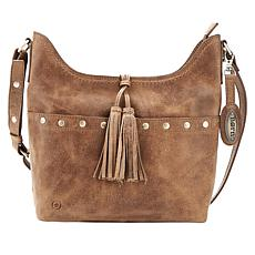 Born Wantworth Leather Crossbody