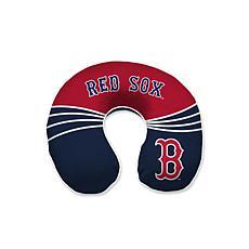 Boston Red Sox Memory Foam U-Neck Travel Pillow
