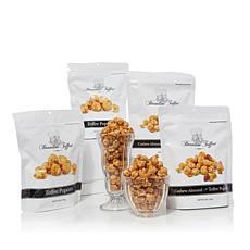 Brandini Cashew Almond and Toffee Popcorn 6 oz. 4-pack Auto-Ship®