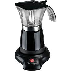 Brentwood Appliances 10-ounce Electric Moka Pot Espresso Machine