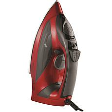 Brentwood Appliances Steam Iron with Auto Shutoff - Red