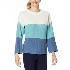 Brittany Humble Colorblock Sweater