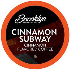 Brooklyn Beans Cinnamon Subway Coffee Pods 40-count
