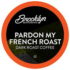 Brooklyn Beans Express-O Coffee Pods for 2.0 Keurig 40-Count