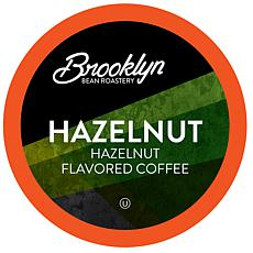 Brooklyn Beans Hazelnut Coffee 2.0 K-Cup Pods, 40-Count