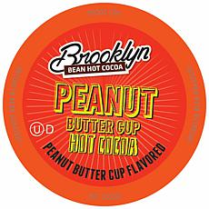 Brooklyn Beans PeanutButter Chocolate Hot Cocoa Pods for Keurig, 40-pk