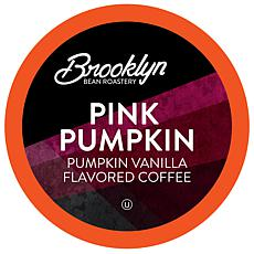 Brooklyn Beans Pink Pumpkin Coffee Pods for Keurig 2.0, 40-Count