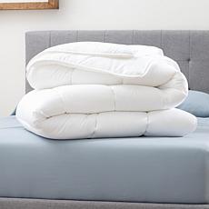 Brookside Medium Warmth Down Alternative Microfiber Comforter, Twin XL