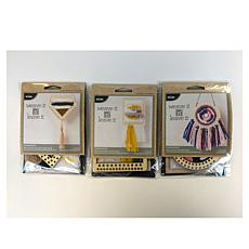 Bucilla Weave It and Leave It 3-pack Weaving Kit #2
