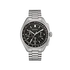 Bulova Moon Chronograph Bracelet Watch