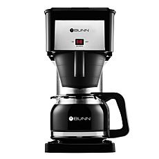 Bunn Classic 10-Cup Home Coffee Maker - Black