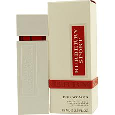 Burberry Sport by Burberry EDT Spray for Women 2.5 oz.