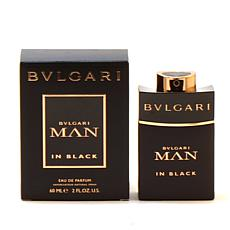 Bvlgari Man In Black Eau De Parfum Spray - 2 oz.