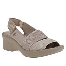 Bzees Fiona Washable Slingback Sandal