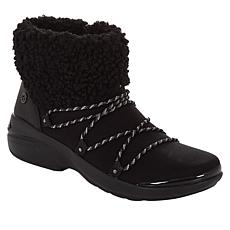 Bzees Ovation Washable Faux Fur Bootie