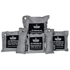 California Home Goods Charcoal Odor Neutralizer 6-Pack Mixed