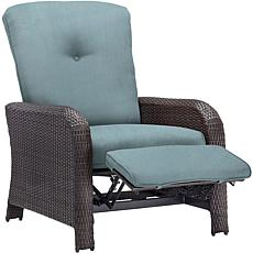 Cambridge Corolla Luxury Recliner - Blue