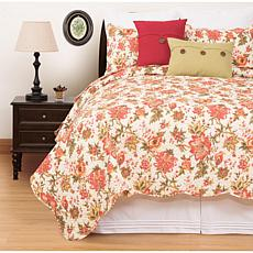 C&F Home Alyssa Quilt Set, Full/Queen