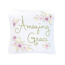 C&F Home Amazing Grace Pillow