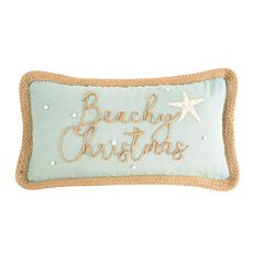 C&F Home Beachy Pillow