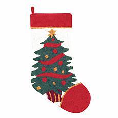 C&F Home Christmas Tree Stocking
