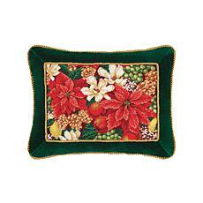C&F Home Crimson Glory Pillow