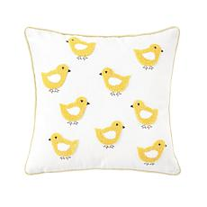 C&F Home Cute Chicks Pillow