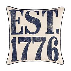 C&F Home Est. 1776 Pillow