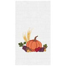 C&F Home Fall Harvest Towel Set of 2