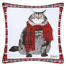 C&F Home Fat Cat Pillow