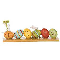 C&F Home Happy Easter Decor Figure