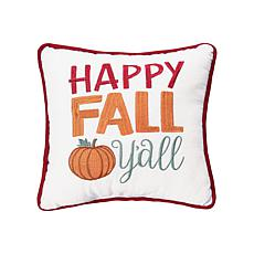 C&F Home Happy Fall Y'all  Pillow