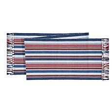C&F Home Heartland Stripe Table Runner